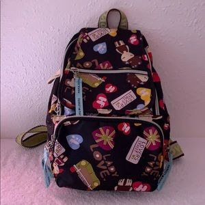 EUC Cute Harajuku lovers backpack